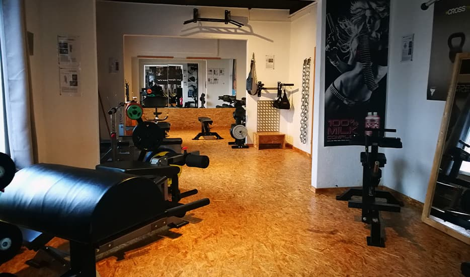 24H Gym von MH Sports