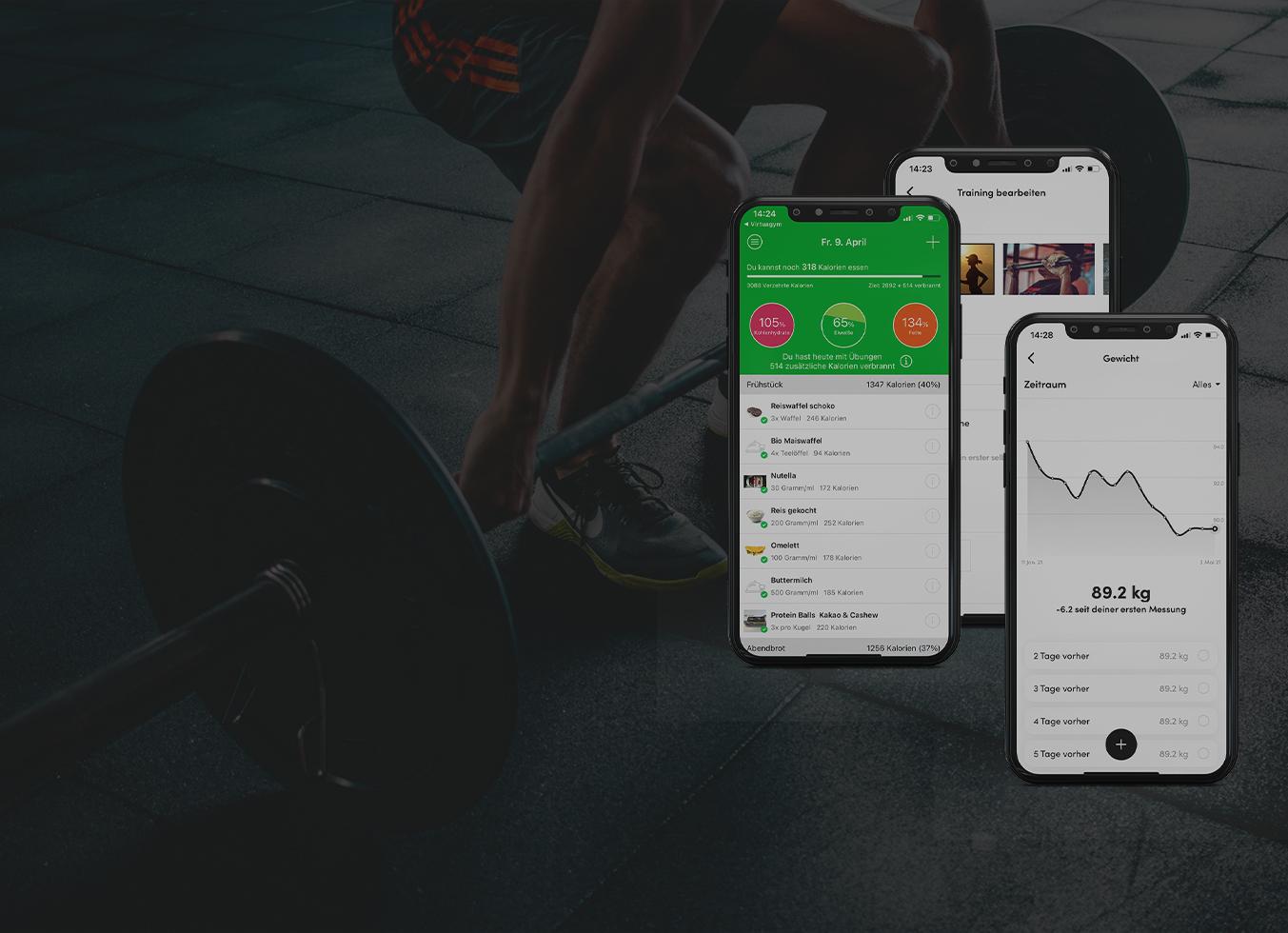 App von mh Sports