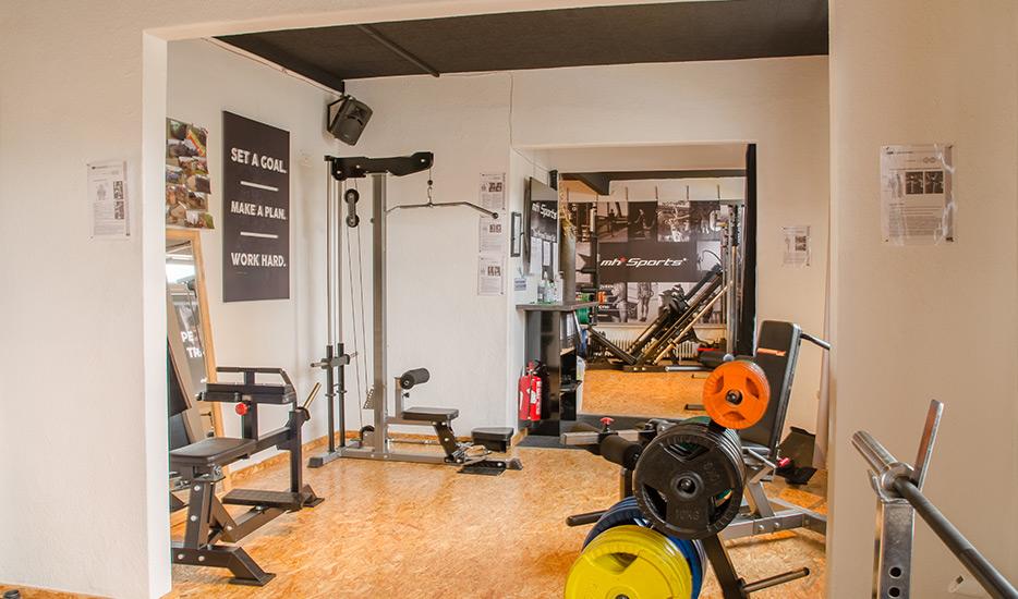 24H Gym von MH Sports